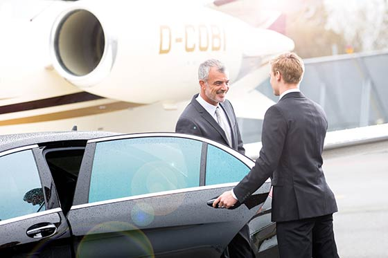 event service interline berlin, transfers, chauffeur, gast