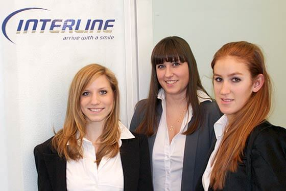 hostessen interline berlin, frauen, interline, office