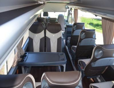 Mercedes-Benz VIP Sprinter Bus