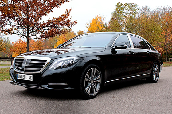 Limousine, Mercedes Maybach S 500 4MATIC