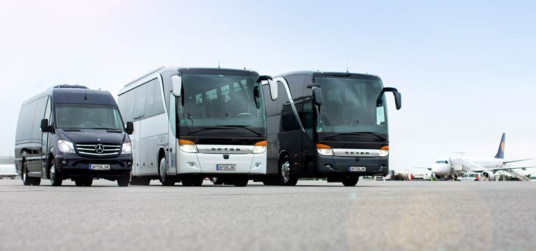 busservice interline berlin, busse, sprinter, VIP busse, business-liner