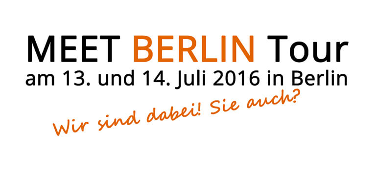 meet berlin tour 2016